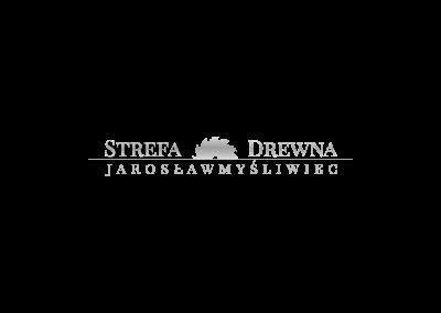 Strefa Drewna  – logotyp