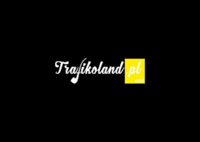 Trafikoland – logotyp
